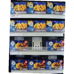 POS-T KIT Frozen food